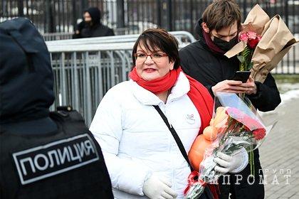 Московского депутата Галямину осудили по статье о нарушениях на митингах
