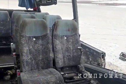 Мальчик лишился трех конечностей после ДТП с рейсовым автобусом под Рязанью
