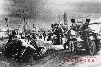 СВР рассказала о планах гитлеровцев применить химоружие на Кавказе