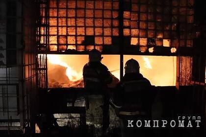 Пожар в доме престарелых убил 11 россиян