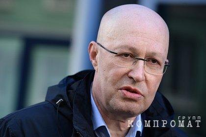 Политолога Валерия Соловья задержали в Петербурге