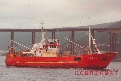 После затопления судна в Баренцевом море возбуждено уголовное дело