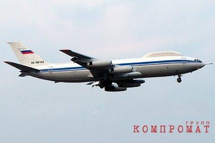 После кражи на российском самолете «судного дня» возбудили уголовное дело