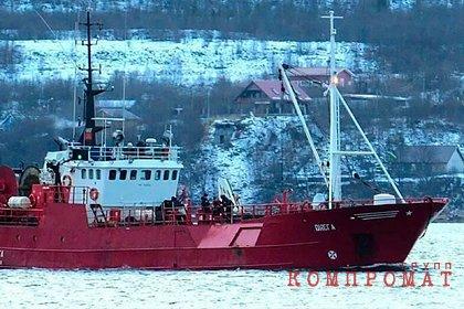 В МЧС рассказали о четырехметровых волнах в районе гибели российского судна