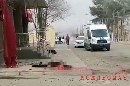 В Карачаево-Черкесии возбудили дело после подрыва смертника у здания ФСБ
