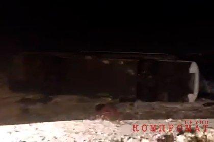 Стало известно состояние пострадавших в ДТП с рейсовым автобусом под Рязанью