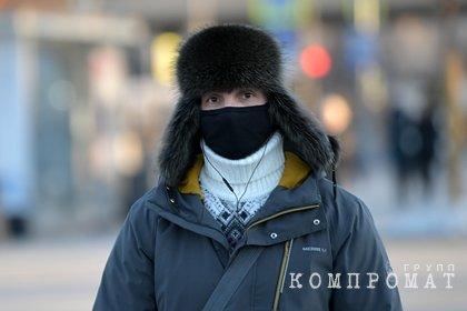 Вирусолог рассказал о влиянии морозов на пандемию коронавируса в России