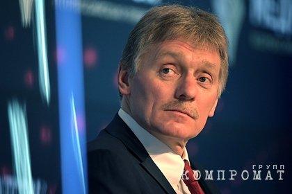 Песков рассказал о планах Путина привиться от коронавируса