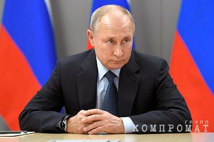 Путин порассуждал об искусственном интеллекте на посту президента