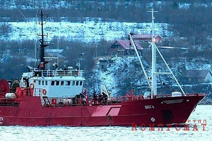 Выжившие рассказали о моменте гибели судна в Баренцевом море
