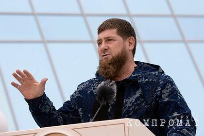 Кадыров назвал «дебилизмом» санкции США против него и его окружения