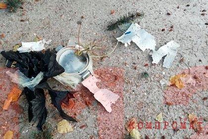 Неизвестный взорвал бомбу у здания ФСБ на Кавказе