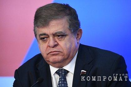 В России назвали новые санкции Зеленского признанием Крыма
