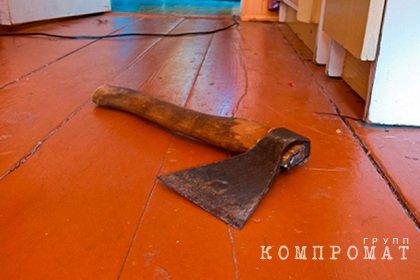 Зарубившая топором сожителя россиянка пойдет под суд