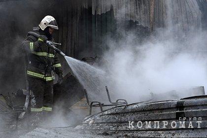 Названа возможная причина смертельного пожара в российской многоэтажке