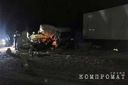 Названа предварительная причина смертельного ДТП в Самарской области
