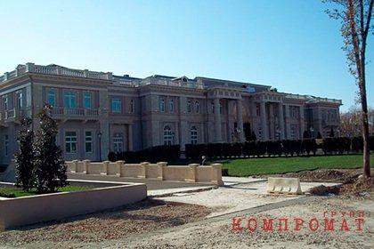 ФСБ объяснила бесполетную зону над дворцом в Геленджике