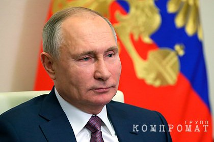Песков опроверг информацию о вакцинации Путина от COVID-19