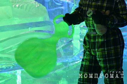 Против россиянки завели уголовное дело из-за гибели ребенка на ледянке