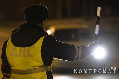 Российского топ-менеджера задержали с кокаином после ДТП в Москве