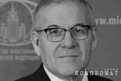 Умер посол России в ОАЭ Сергей Кузнецов