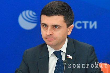 В Госдуме отреагировали на новые санкции Украины против России
