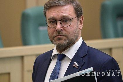 В России оценили решение Британии профинансировать «возвращение» Крыма Украине