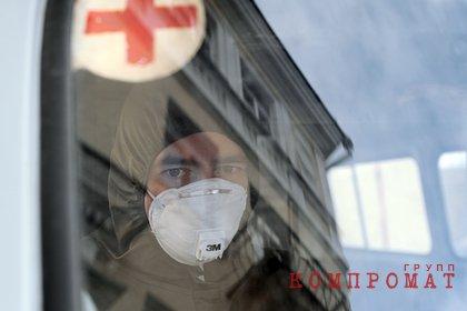В России произошло первое в 2021 году серьезное ДТП