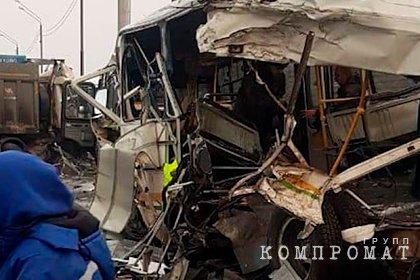 Число пострадавших в смертельной аварии с военной колонной достигло 24
