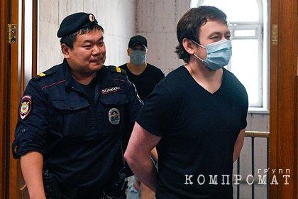 Суд предложил полицейскому по делу Голунова подумать