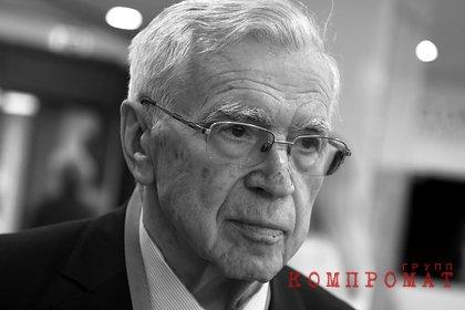 Умер бывший первый секретарь ЦК комсомола Борис Пастухов