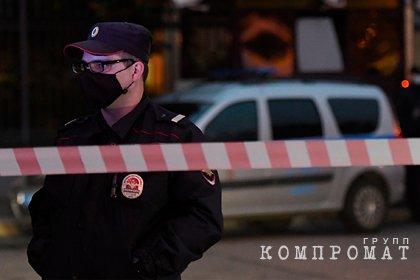 В московской квартире произошло двойное убийство