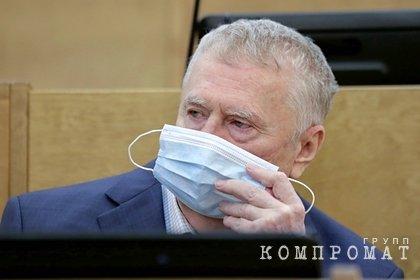 Жириновский предложил запретить отключать свет и газ должникам