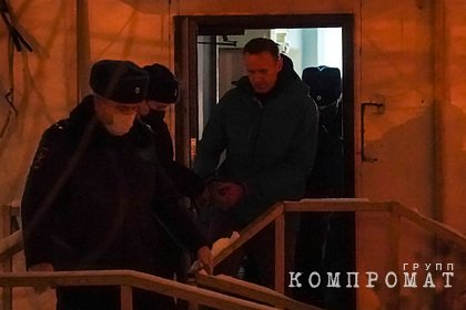 Генпрокурор России назвал Навального «лицом, совершившим преступление»