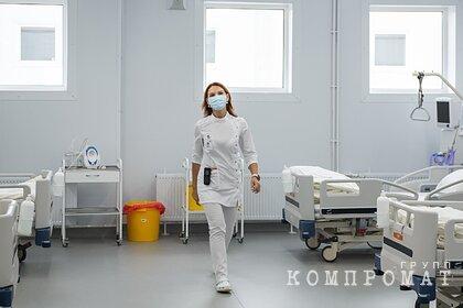 Собянин назвал сроки работы резервных коронавирусных больниц в Москве