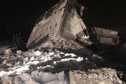 Стало известно о первой погибшей в результате схода лавины в Норильске