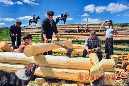 Правительство поддержало инициативу ЕР распространить ипотеку на деревянные дома