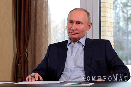 Путин придумал себе дело после президентства