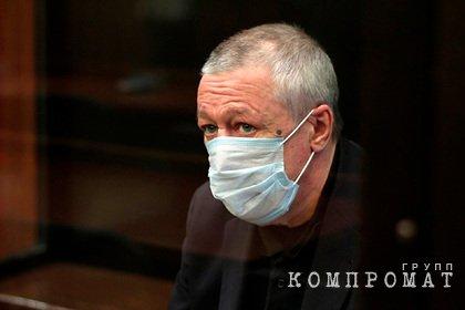 Михаила Ефремова вернули в белгородскую колонию