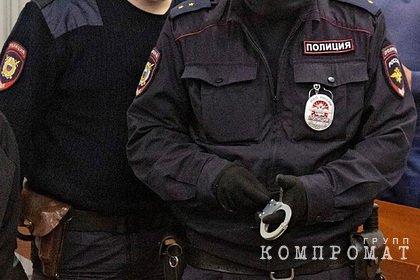 ФСБ задержала подполковника полиции за взятку в 12 миллионов рублей