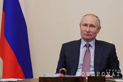 Путин заявил о расчетах на «никчемность» России в борьбе с COVID-19