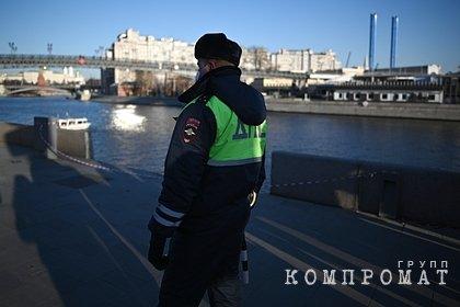 Стало известно о смертельном ДТП в Москве с участием машины ГИБДД