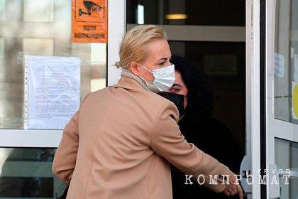 Совфед заявил о желании Запада заменить Навального его женой