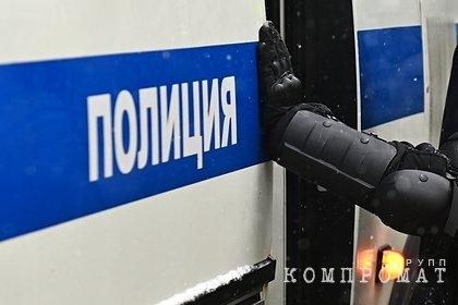 В Москве арестовали 18-летнего участника несанкционированной акции