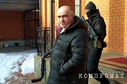 В Назрани задержали бывшего главу МВД Ингушетии
