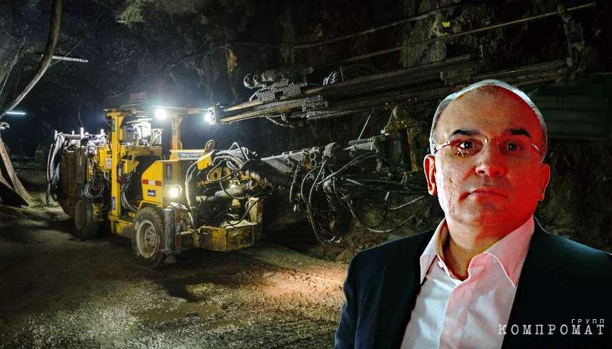 Альберт Авдолян становится угольным супергигантом