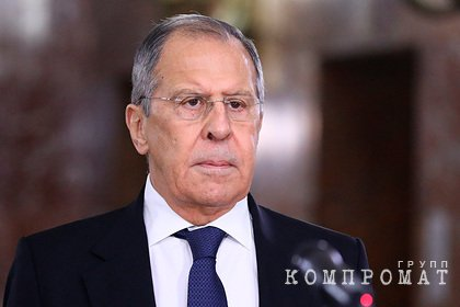 Кремль внес ясность в слова Лаврова о готовности к разрыву с ЕС
