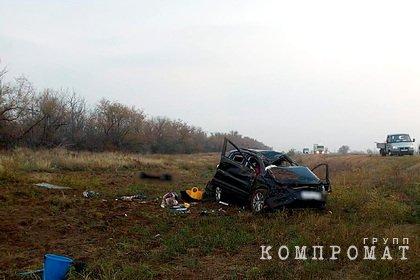 Бывшего мэра российского города осудили за ДТП с двумя погибшими