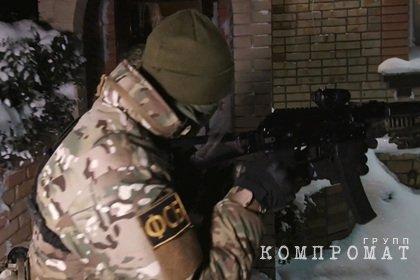 ФСБ выследила участника «банды ОМОНа» на продаже оружия из Донбасса криминалу