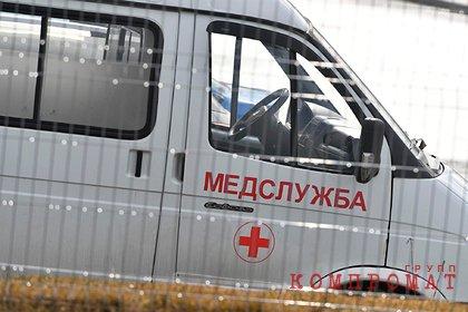 Курсант Академии ФСИН выпал из окна 16-го этажа